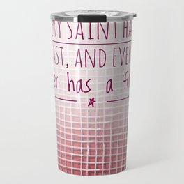 Saint Sinner Travel Mug