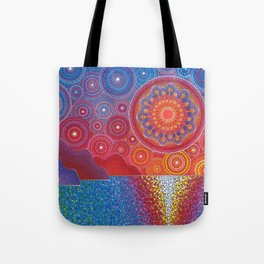 Kauai, Hawaii Sunset Tote Bag