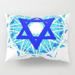 Jewish Star Pillow Sham