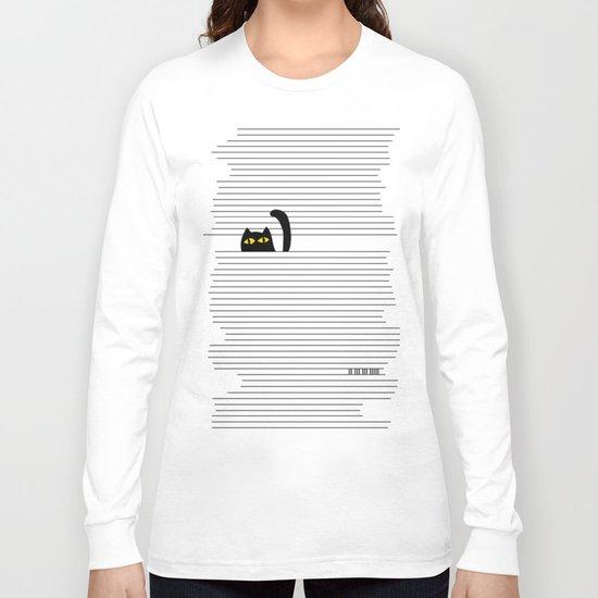 I Creep On You Long Sleeve T-shirt