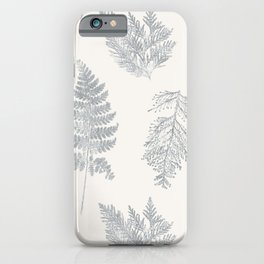 Hammond in Grey iPhone Case