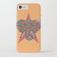 hakuna iPhone & iPod Cases featuring Hakuna Matata by Sharif El Fatatry