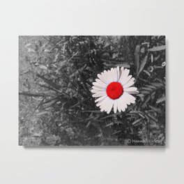 Emo Shower  Metal Print