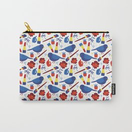 Birds in Primary Carry-All Pouch