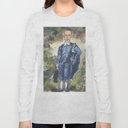 Stephen Miller, Blue Boy Long Sleeve T-shirt