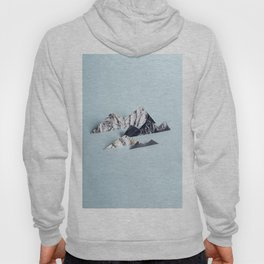 Paper mountains Hoody
