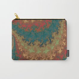 Fractal Layers Carry-All Pouch