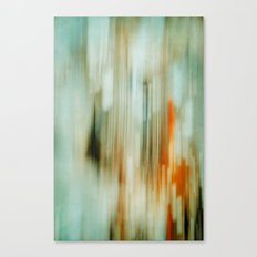retro blur Canvas Print