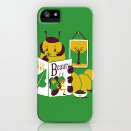 Beauty Mag iPhone Case