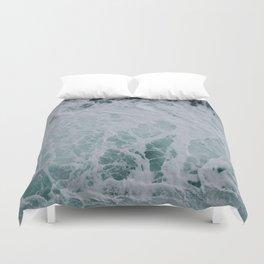 Wonderful Waves Duvet Cover