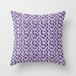 LOUI LOVE V6 Throw Pillow