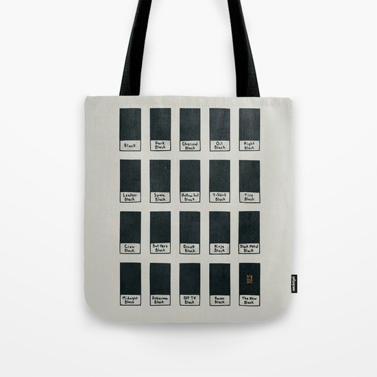 The New Black Tote Bag
