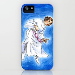 Drowned In Moonlight iPhone Case