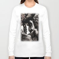 "cowboy Long Sleeve T-shirts featuring Cowboy by Javier Fonseca ""JFons"""