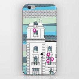 Walton Street iPhone Skin