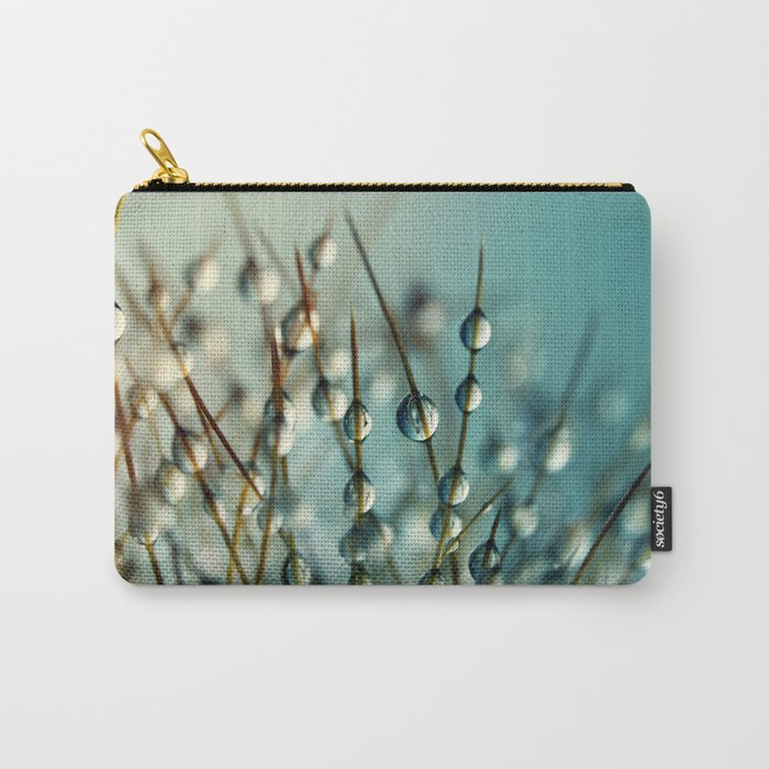 Cactus Craze II Carry-All Pouch