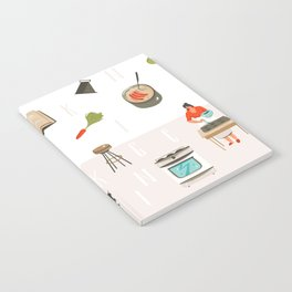 Cooking Mama Notebook