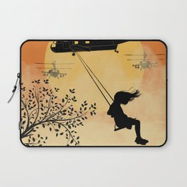 Nothing has changed Laptop Sleeve