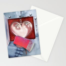 The Oz Suite - the Tin Man Stationery Cards