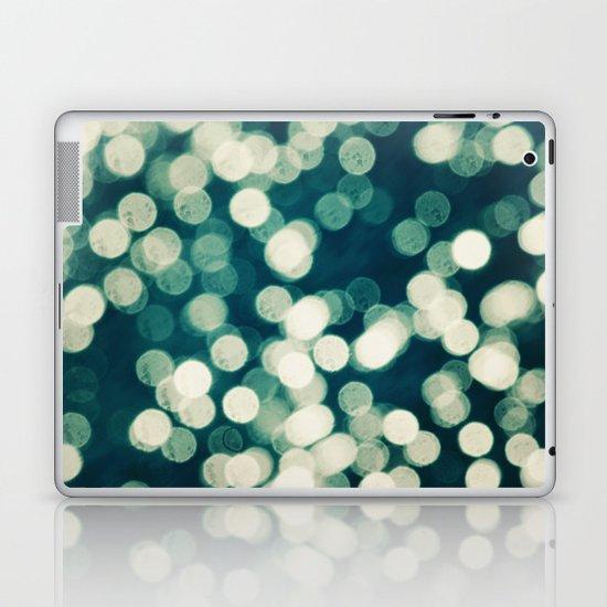 Under a Microscope Laptop & iPad Skin