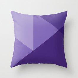 Color Block Geometrica c5 Throw Pillow