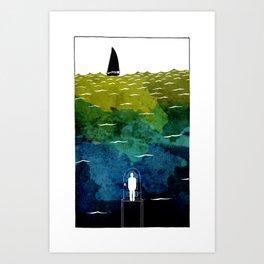 ohsean Art Print