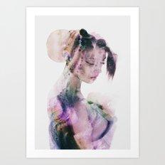 Mesmerize Art Print