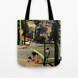 Boxes And Boxes  Tote Bag