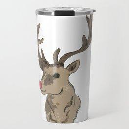 rudolf the rednosed reindeer Travel Mug