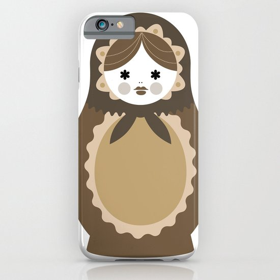 Matrioska-009 iPhone & iPod Case