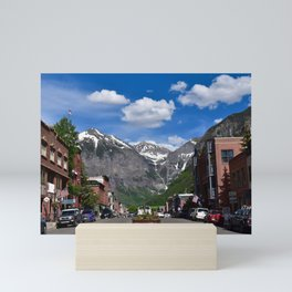 Telluride, Colorado Mini Art Print