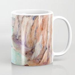 Cliffs at Normandie WC160404c-11 Coffee Mug