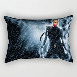 tomb raider Rectangular Pillow
