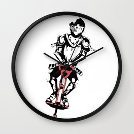 Everyday heroes, doing everyday things... Wall Clock