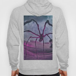 Attack of the Spiders from Mars Hoody