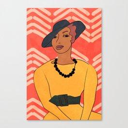Zora Neale Hurston Canvas Print
