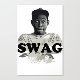 Tyler The Creator SWAG Canvas Print