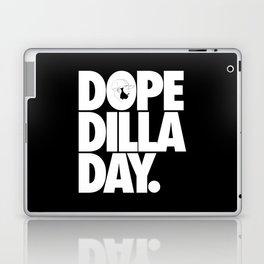 Dope Dilla Day Laptop & iPad Skin
