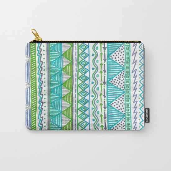 Ocean T Carry-All Pouch