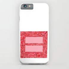 Support Marriage Equality. Slim Case iPhone 6s