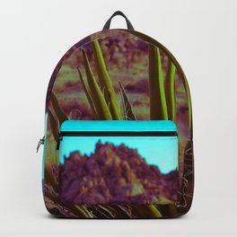 Bright Cactus Backpack