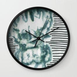 Melon Wall Clock