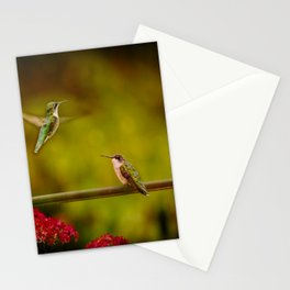 Natures Twitter War Stationery Cards