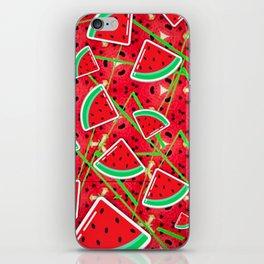 Watermelon Sensation Series Design iPhone Skin