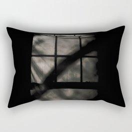 Fenster Licht Rectangular Pillow