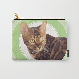 Boris the cat - Boris le chat Carry-All Pouch