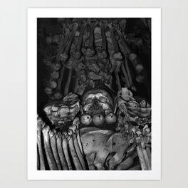 Sedlec III Art Print