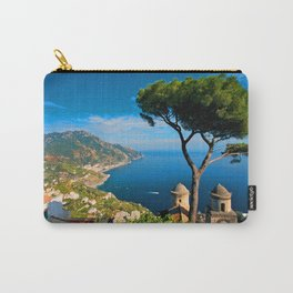 Italy. Amalfi Treescape Carry-All Pouch