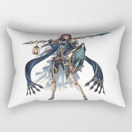 warlord Rectangular Pillow