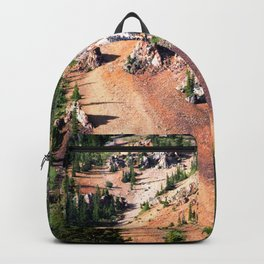 Gold Mine Tailings Slide Backpack